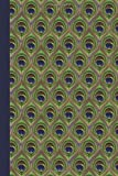 Journal: Peacock Feathers 6x9 - LINED JOURNAL - Journal with lined pages - (Diary, Notebook) (Birds & Buttterflies Lined J...