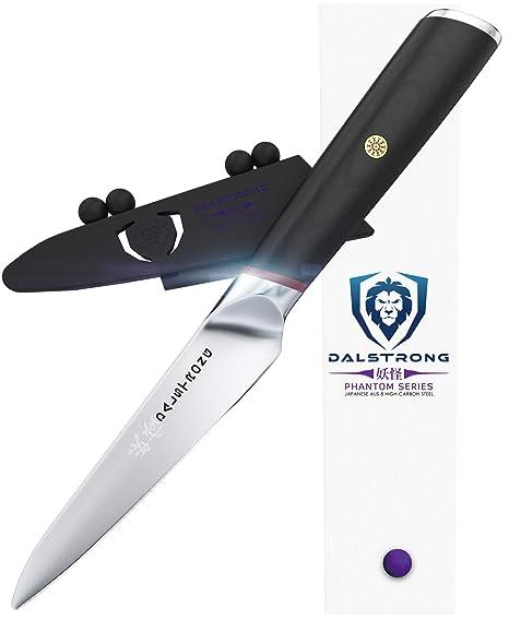 Dalstrong Cuchillo de cocina - serie fantasma - acero AUS8 ...