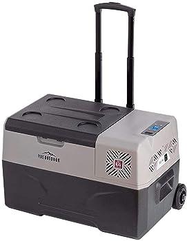 Monoprice 30 Liter Portable Fridge/Freezer with LG Compressor