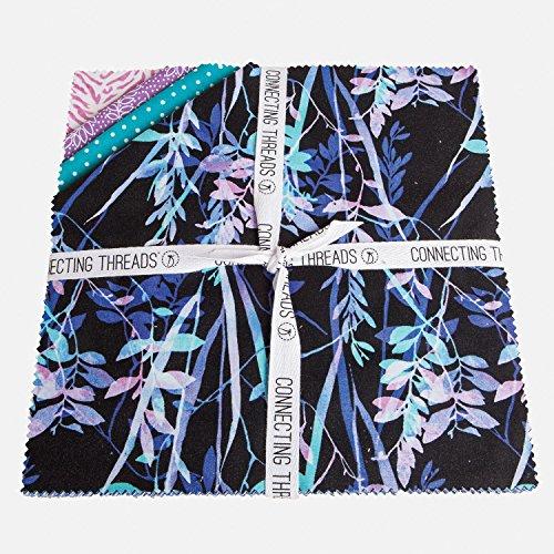 (Connecting Threads Print Collection Precut Fabric Bundles (Twilight Enchantment - 10
