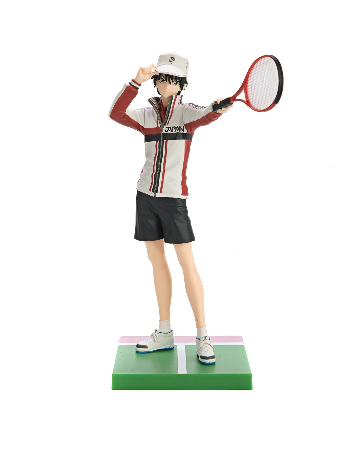 echizen.mine.nu Amazon.com: Prince of Tennis Echizen Ryoma PM Sega PVC Figure: Toys & Games