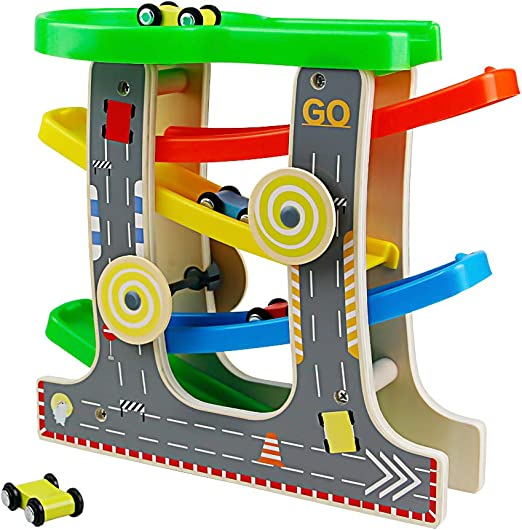 Nuheby Car Toy for Track Set: Amazon.co