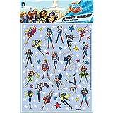 Super Hero Girls Sticker Sheets, 4ct