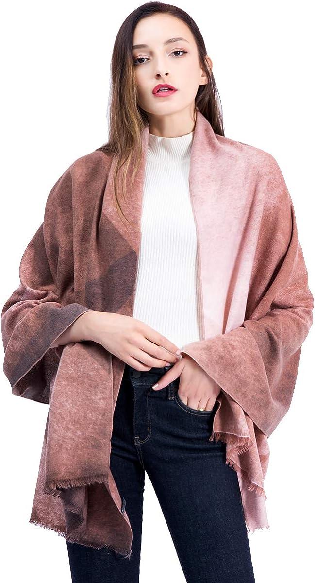 Women's Long Wool Winter...