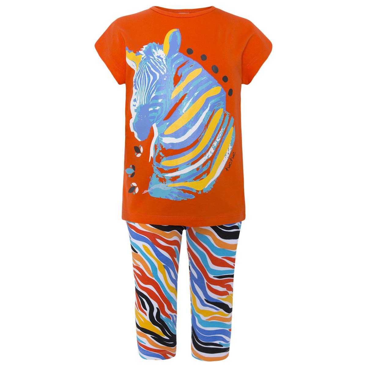 Tuc Tuc Girls Camiseta+Leggings Punto Piratas Good Vibes Clothing Set