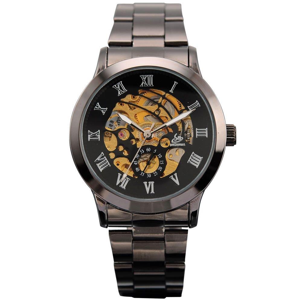 AMPM24 0 PMW019 - Reloj para hombres, correa de metal color gris: Amazon.es: Relojes