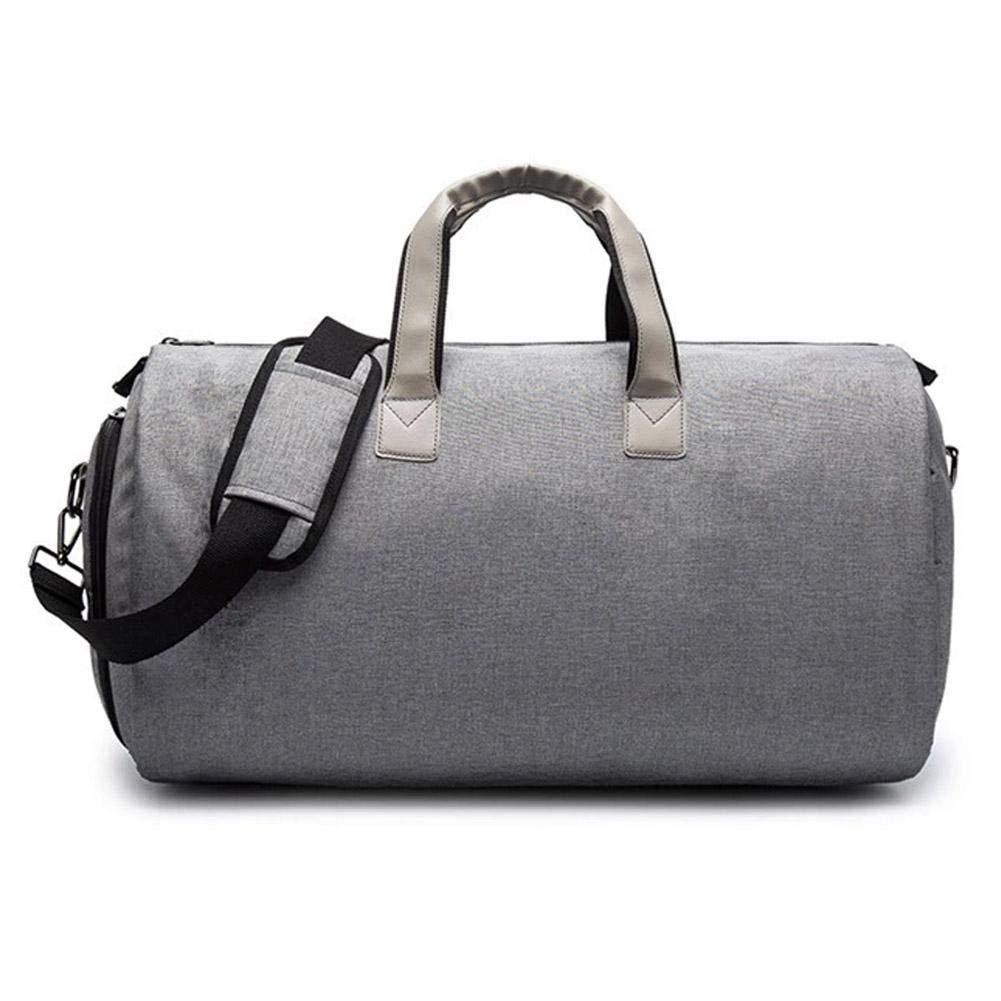 Amazon.com: Eachbid 2 en 1 para colgar traje de viaje, bolsa ...