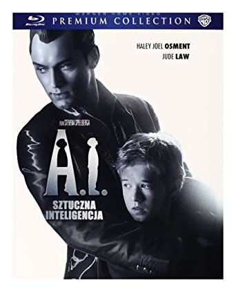 Amazoncom Ai Artificial Intelligence Blu Ray English Audio