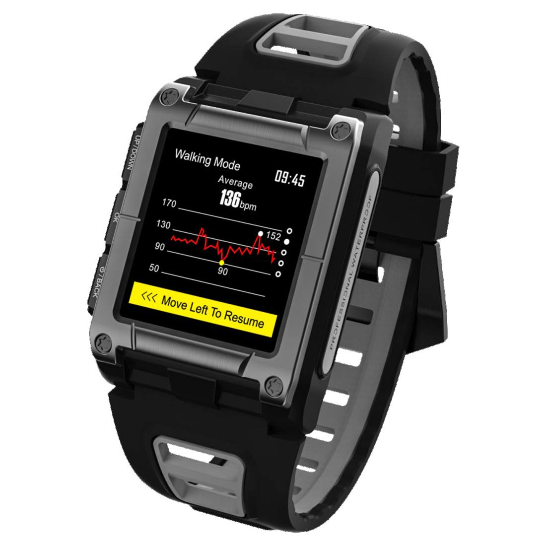 LLC-Smart Watch Smartwatch Profesional, Reconocimiento de ...