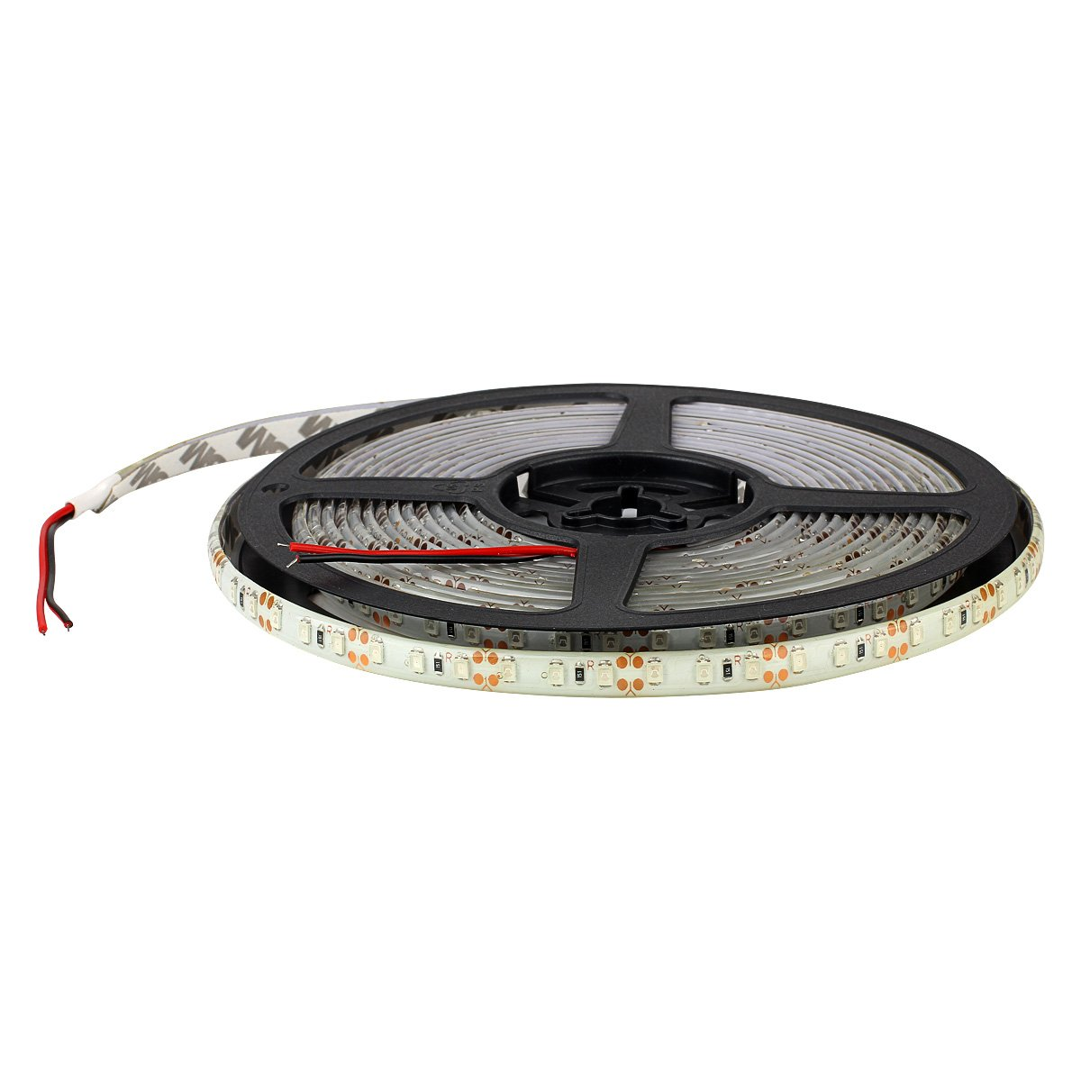 SUPERNIGHT High Density Green Waterproof Led Light Strip, SMD 3528, 5 Meter or 16 Ft LED Strip 120 Leds/M by SUPERNIGHT (Image #3)