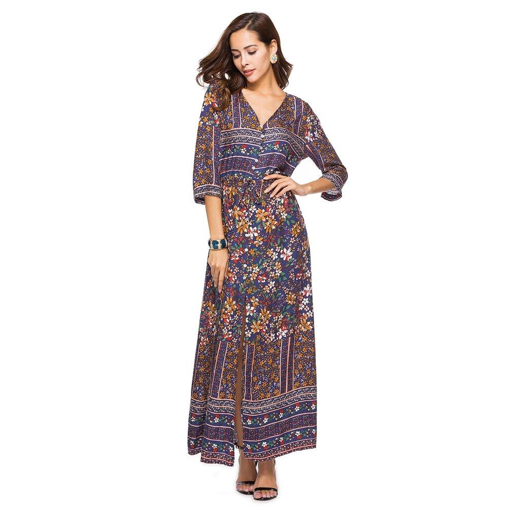 3def4939808 Bohemian Style Women Dress