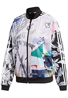 preiswerte schuhe, adidas Rita Ora Track Top Jacke Damen