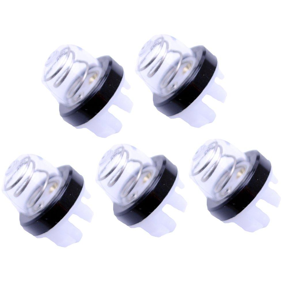 FLYPIG 5 Pack Primer Bulb for Stihl TS410 TS420 420 TS700 TS800 BR500 BR550 BR600 Cutoff Saw 4238 350 6201