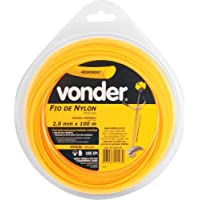 Fio De Nylon Redondo Vonder 2 X 100 M