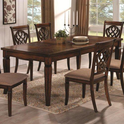 Rectangular Top Dining Table