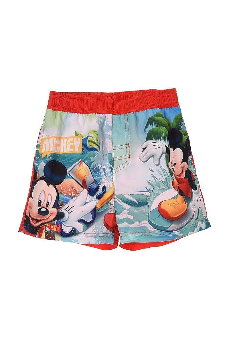 Mickey Mouse Traje DE BAÑO Rojo 8 AÑOS: Amazon.es: Ropa y ...