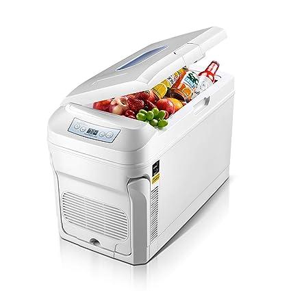 Amazon.es: AIBAB Refrigerador del Coche Mini Nevera Refrigeración ...