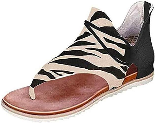 Comfort Sandals for Women Wide Fit Open