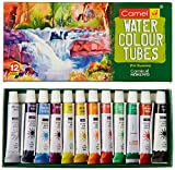 Camel Student Water Color Tube - 5Ml Each, 12 Shades