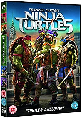 Teenage Mutant Ninja Turtles Edizione: Regno Unito Italia ...