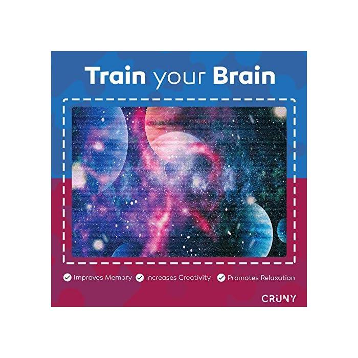 🧩 PUZZLES 1000 PIEZAS ADULTOS - Además de ser divertido, el puzzle mejora la concentración y la memoria a corto plazo. Nuestro rompecabezas para adultos es la opción ideal para todos los que buscan estimular eficazmente su imaginación, entrenar su capacidad mental y paciencia 🧩 ROMPECABEZAS PARA ADULTOS - Con 1000 piezas de rompecabezas y un área total de 66 cm x 47 cm, este rompecabezas 1000 piezas para adultos es ideal como rompecabezas avanzados, para los que un puzzle 500 piezas adultos ya no es suficientes o es demasiado simple 🧩 CALIDAD SUPERIOR - Este rompecabezas para adultos se ha hecho con materiales especialmente resistentes que mantendrán su forma y color durante años. Diseñado y fabricado en Alemania, estas piezas de rompecabezas cortadas con láser encajan perfectamente sin romperse o despegarse.