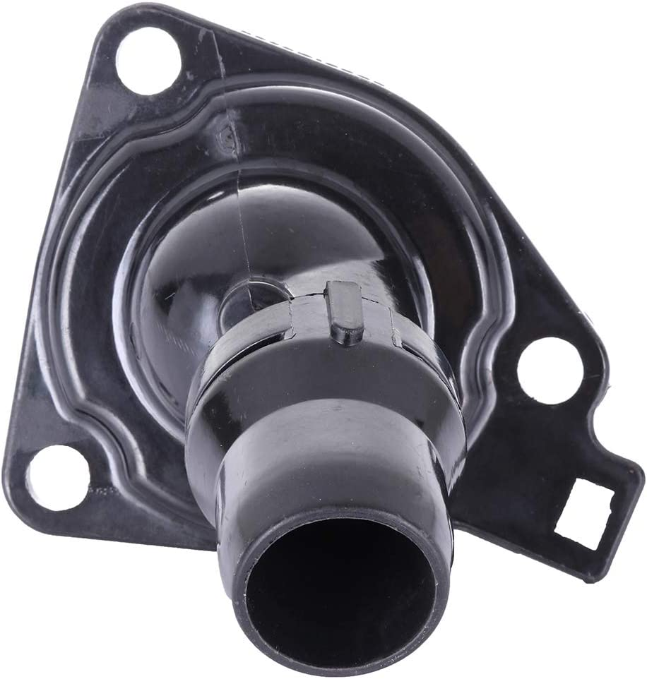 AUTOMUTO 902-5142 Engine Coolant Housing Fit for Honda Accord 2007,for Honda Insight 2010 Thermostat Housing Kit Assembly