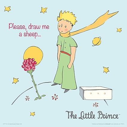 The Little Prince Please Draw Me A Sheep Antoine De Saint Exupery Childrens