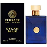 VERSACE Pour Homme Sealed Dylan Blue, 3.4 Ounce