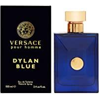 Versace Dylan Blue Eau de Toilette for Men, 100ml