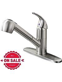 Kitchen Faucets Amazon Com Kitchen Amp Bath Fixtures