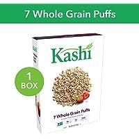 Kashi 早餐麦片 7 种全谷物麦片 项目认证 6.5 盎司(约 184 克)