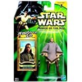 Star Wars: Power of the Jedi Qui-Gon Jinn (Mos Espa Disguise) Action Figure