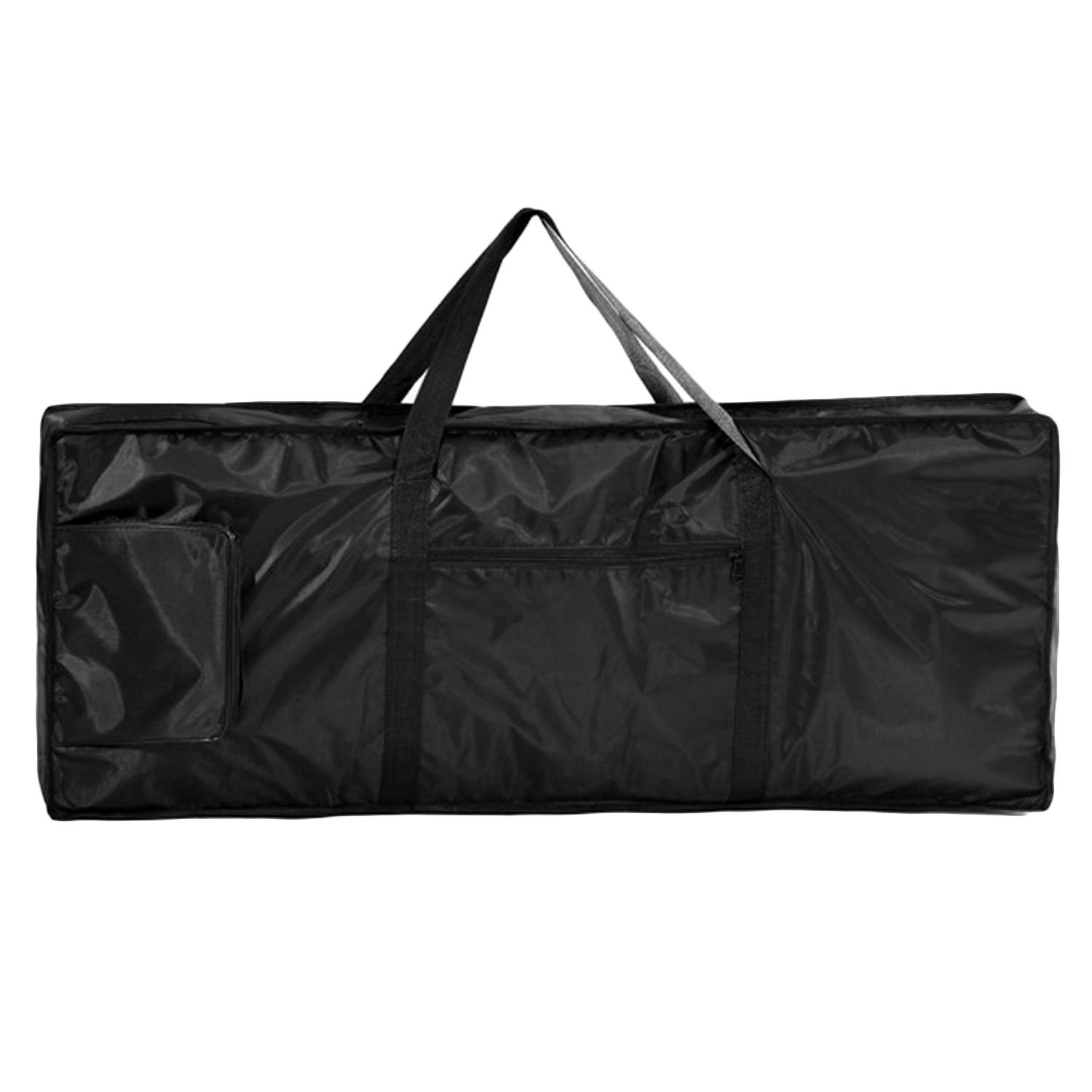 Gosear Portable Thickened Oxford Cloth Electric Piano Keyboard Carry Bag Case For 61-Key Keyboard