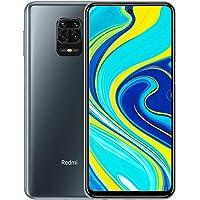 Redmi Note 9S 4GB 64GB 48 MP AI quad-camera 6,67 inch FHD + 5020 mAh Typ 18 W snel opladen Grijs Interstellar [Internationale versie]