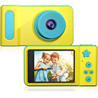 Yasolote Cámara niños, Minicámara Digital para niños, Camara de Video Camara Infantil T31 (sin Tarjeta de Memoria)