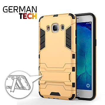 German Tech SHI-SG218-DO - Funda híbrida para Samsung Galaxy ...