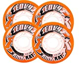 Rink Rat Envy Pro Street 84A Inline Hockey Skate Wheels - 4 Pack 2014