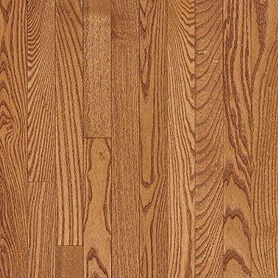 Bruce American Originals Copper Light Oak 5/16 in. T x 2-1/4 in. W x Random Length Solid Hardwood Flooring (40 sq. ft. /