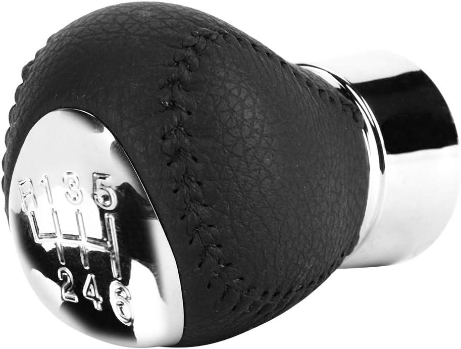 Gorgeri Pomo de la palanca de cambios del autom/óvil palanca de cambio universal de la palanca de cambio de marchas de modificaci/ón para 3 5 6 6 velocidades