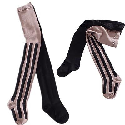 2 Pairs Baby Girls Toddler Boys Leggings Pants Tights Panties Stockings