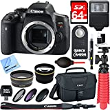 Best Canon Bag Evers - Canon EOS Rebel T6i Digital SLR Camera Body Review