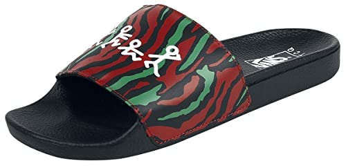 275a369196d23 Vans x A Tribe Called Quest Limited Edition Slide On Sandals (7 M US Men