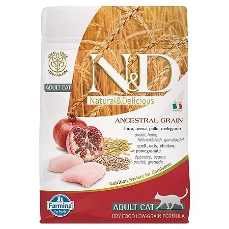 FARMINA N & D Gato Ancestral Pollo/Granada Gr 300