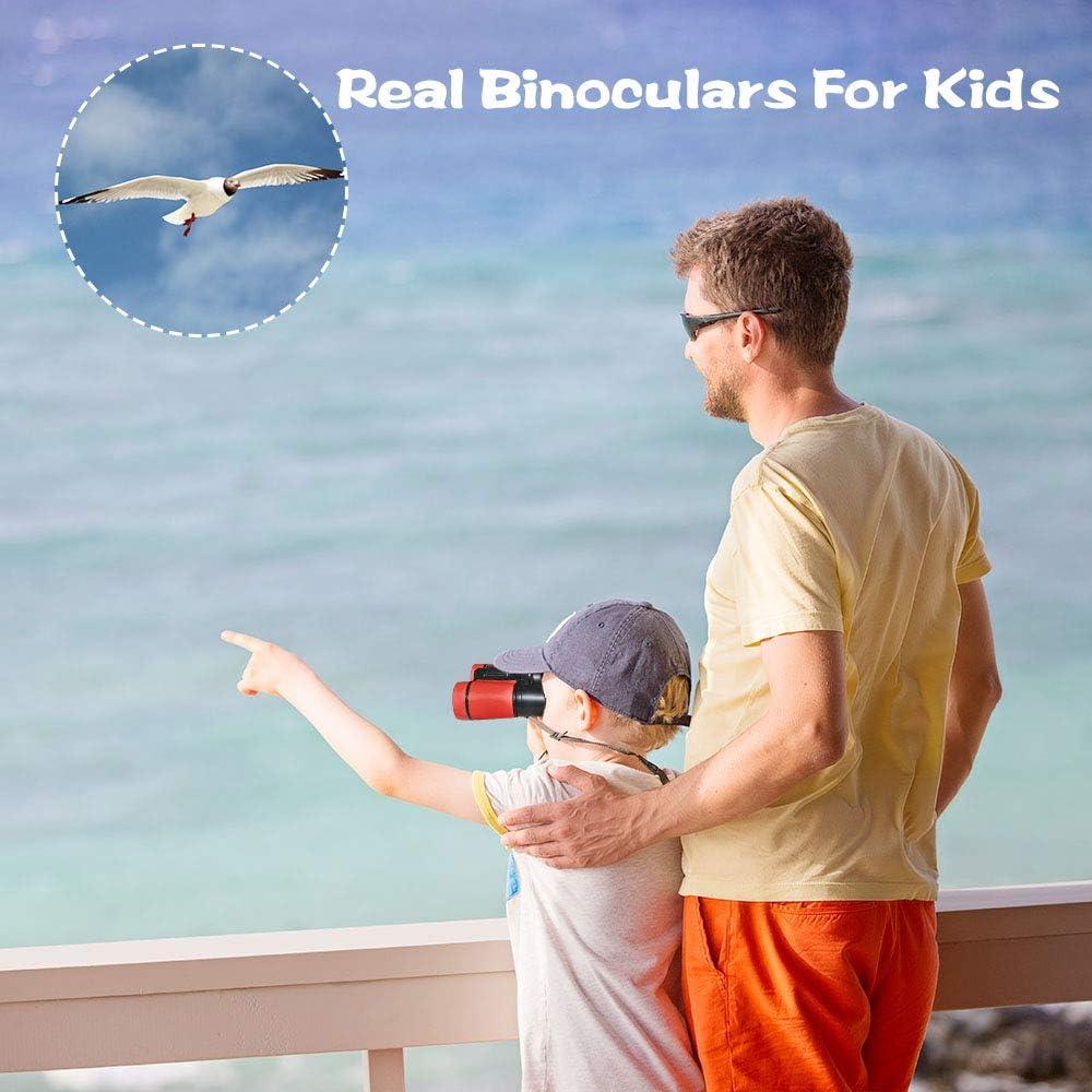 Dreamingbox Binocolo compatto per bambini