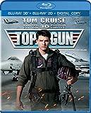 Top Gun (Limited 3D Edition) [Blu-ray 3D + Blu-ray + Digital Copy] (Bilingual)