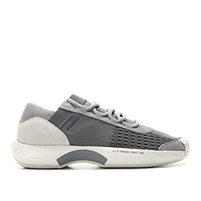 pretty nice 85df5 a4317 adidas Consortium Men Crazy 1 AD Workshop Gray Grey Power red Size 8.5 US