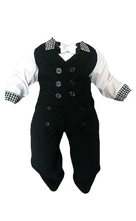 taufanzug bebé niño niños Bautizo Traje Boda Trajes Fijo ...