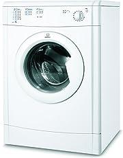 Indesit IDV75 Vented Tumble Dryer 7 Kilogram B Energy Rating White