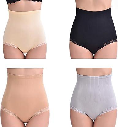 Women corset Panties Shaping high waist Lace postpartum Shape UnderPants 11361