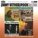 JIMMY WITHERSPOON / WITHERSPOON - FOUR CLASSIC ALBUMS PLUSの商品画像